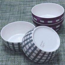 마에바다 대접 세트 국그릇 도자기 식기 그릇 2색 4p/7CD2CA