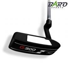 골프퍼터 G300 일자형퍼터 34인치 퍼팅연습기 블레이드타입 퍼터연습