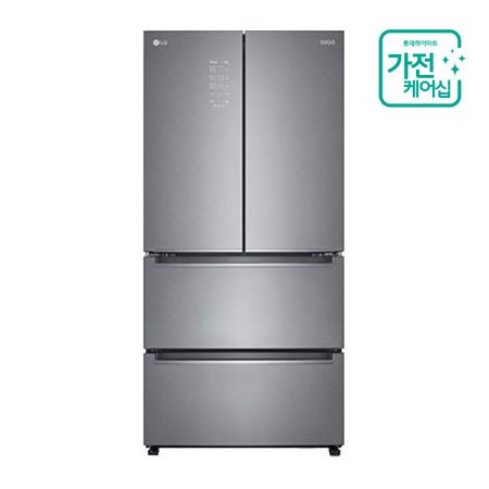 [AS연장 + 가전케어2회] 김치냉장고 K510SN18 (505L / 스탠드형)
