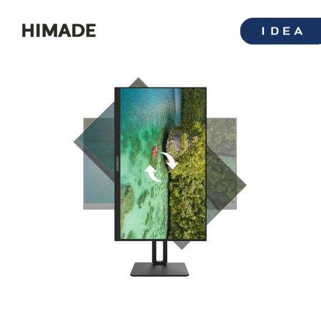 [AR체험] 하이메이드 27 멀티스탠드 모니터