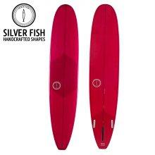 [실버피쉬] SILVERFISH 서핑보드 롱보드 Burgundy 19