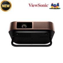 [카드할인+배터리증정행사] 뷰소닉 M2 포터블 빔프로젝터 FHD 1200루멘 미니빔/공식판매처