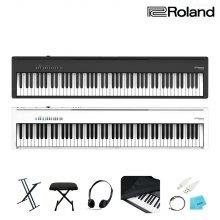 롤랜드 [풀패키지] 디지털피아노 FP-30X/FP30X(블랙) 포터블 전자피아노