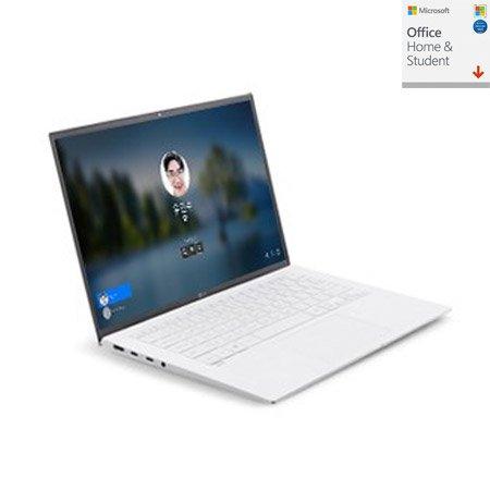 그램14 14Z90P-G.AA30K 노트북 인텔11세대i3 8GB 256GB Win10H 14inch (화이트) + [오피스]