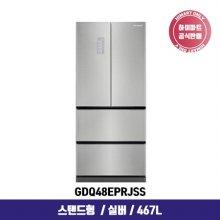 김치냉장고 GDQ48EPRJSS (467L / 실버)