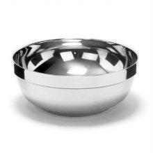 냉면기 대접 그릇 2중 식기 라면 우동 국수 18cm 1P