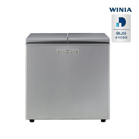 클라쎄 김치냉장고 ERKN23EXES (216L / 메탈 실버 / 1등급)