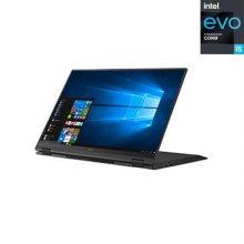 LG전자 그램360 그램16 16T90P-G.AA5BK 노트북 인텔11세대i5 8GB 256GB Win10 16inch (블랙)