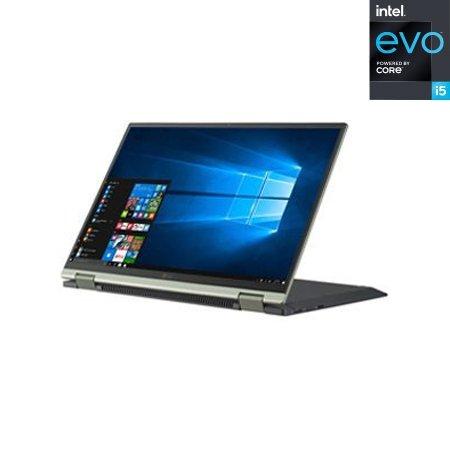 LG전자 그램360 그램14 14T90P-G.AA5GK 노트북 인텔11세대i5 8GB 256GB Win10 14inch (토파즈그린)