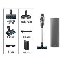 [배송지연][포토상품평이벤트 1~19일] 삼성 제트2.0 무선청소기 VS20T9218QDCC 청정스테이션