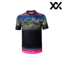 MAXX 배드민턴 남자 반팔 트레이닝 티셔츠 블랙1