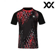 MAXX 배드민턴 남자 반팔 트레이닝 티셔츠 블랙2