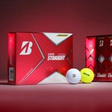2021 브리지스톤 NEW 슈퍼 스트레이트 3피스 골프공