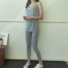 패션마켓13 glg171k12b 레깅스 바지 밴딩바지 기본