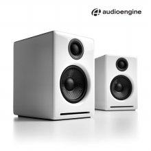 오디오엔진 Audioengine A2+ BT 블루투스스피커 (화이트)
