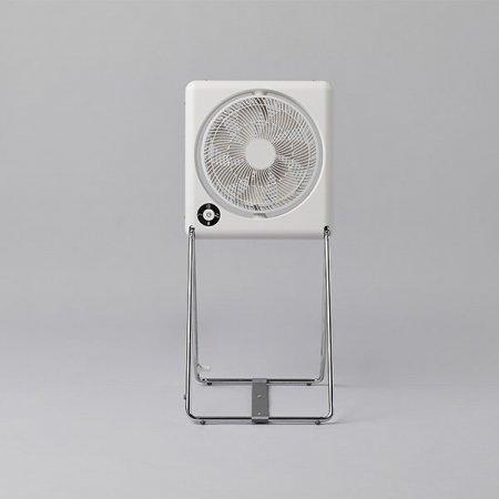 [비밀특가] 시코 폴딩팬 254D 캠핑용 휴대용 리모컨 접이형(7cm)