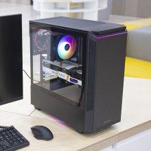 보스몬스터 DX5567RX 라이젠 5600X/RX6700XT/게이밍/데스크탑/본체/PC/조립/가정용/사무용/교육용