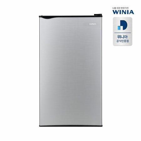 소형냉장고 ERR09DS ( 93리터 / 실버 / 1등급 )