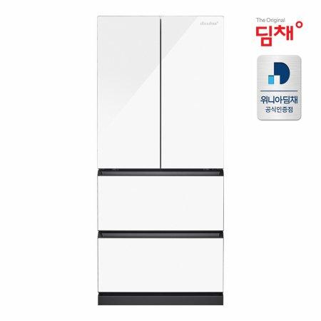 [x] 김치냉장고 EDQ57EFPYWS (551L / 화이트)