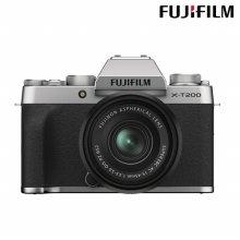 FUJIFILM X-T200 15-45mm Kit[실버][X-T200]