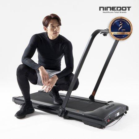 [40대한정] 나인닷 런닝패드 ND500 리퍼상품 접이식런닝머신 홈트레이닝