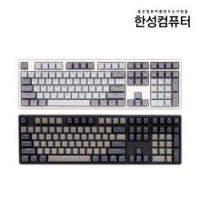 GK998B SKY 멀티페어링 블루투스 기계식키보드 영문 (4.0)
