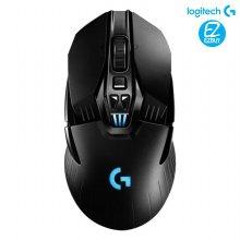 [해외직구]로지텍 LIGHTSPEED 무선게이밍 마우스 G903 HERO 블랙
