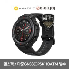 AMAZFIT 스마트워치 티렉스 프로[블랙][T-REX PRO]