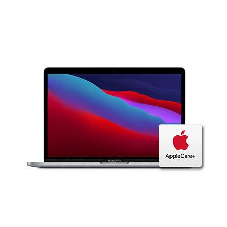 [Applecare+] 맥북프로 13형 M1 8코어 RAM 8GB SSD 256GB 스페이스그레이 / Apple 노트북