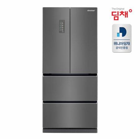 김치냉장고 SDQ57DFRZKS (551L / 다크실버)