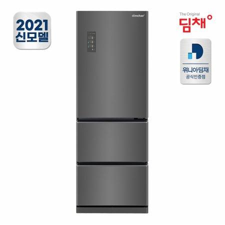 김치냉장고 EDT33EFRZKT (330L / 다크실버)