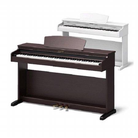 전자 디지털피아노 DCP-580 (화이트/로즈우드) [착불 40,000원]