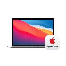 [Applecare+] 맥북에어 13형 M1 GPU 8코어  RAM 8GB SSD 512GB 실버 / Apple 노트북
