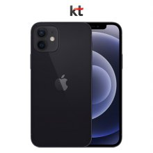 [KT] 아이폰12, 128GB, 블랙, AIP12-128BK