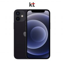 [KT] 아이폰12 미니, 128GB, 블랙, AIP12M-128BK