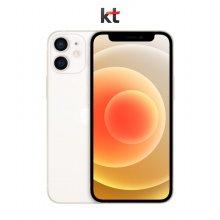 [KT] 아이폰12 미니, 128GB, 화이트, AIP12M-128WH