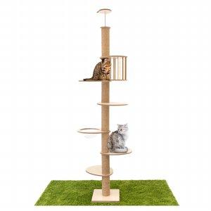 대형 캣폴 PECA8201 고양이 반려묘 캣타워
