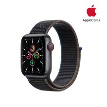 [Applecare+] 애플워치 SE GPS+Cellular 40mm 스페이스그레이 알루미늄 케이스 차콜스포츠루프