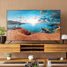 125cm UHD 와글와글 스마트TV WM 500 QLED (벽걸이기사설치)