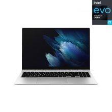 삼성 뉴갤럭시북 Pro 360 NT950QDB-KC71S 노트북 인텔11세대i7 16GB 512GB Win10H 15.6inch (미스틱실버)