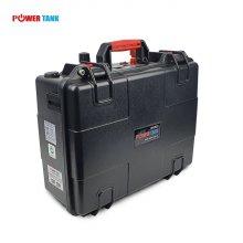 대용량 리튬이온 파워뱅크 12V 차박 캠핑 PT-S600SB