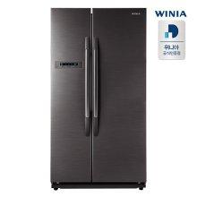 인증점 718L 양문형 냉장고 터치 디스플레이 EWRY726EEMPS