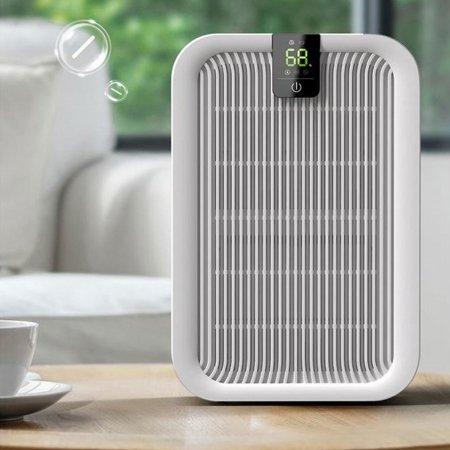 [해외직구] 스마트 가정용 소형 공기청정 제습기 1000ml