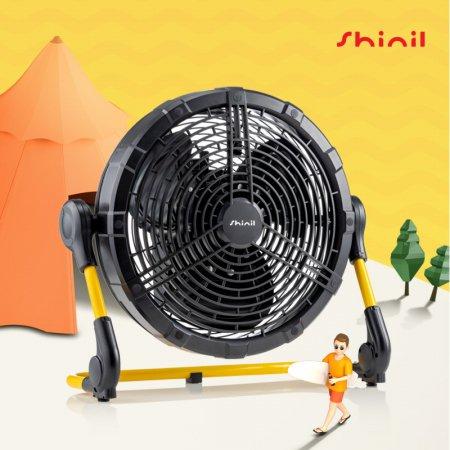 신일전자 캠핑용 무선 서큘레이터 SIF-YB200 [캠핑팬/무선/방수]