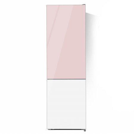 HRF-H244PW 글라스도어 콤비 냉장고 244L