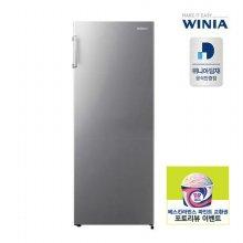 [공식인증점]위니아 냉동고 155L EFZU15DS 메탈 실버