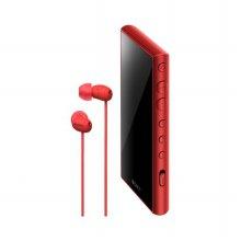 소니 워크맨 32G MP3[레드][NW-A106]