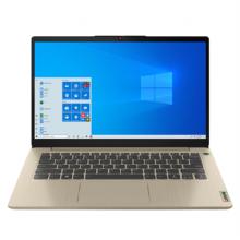 (O)SLIM3-14ALC-R3-S 아이디어패트 슬림3 노트북 AMD루시엔 R3-5300U 4GB 256GB 프리도스 35.6cm (베이지)