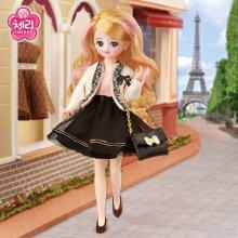 체리 럭셔리 패션모델 5979 (트위드자켓)