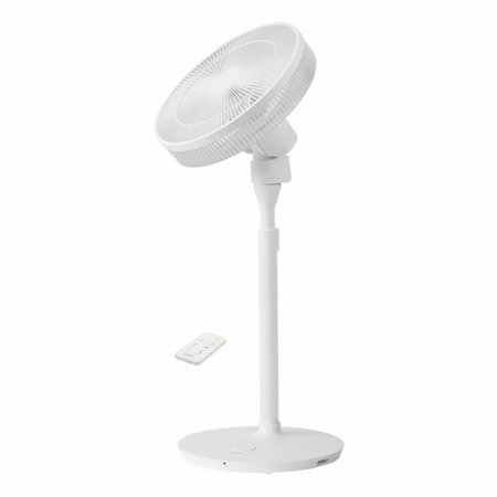 [최상급 리퍼상품 단순반송] *앱연동 + BLDC* 초절전 선풍기 LZEF-DC130 화이트